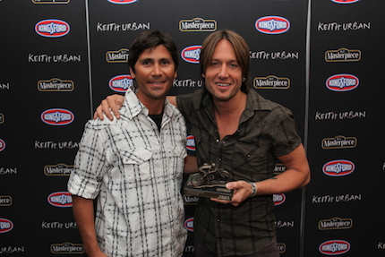 Don Argento & Keith Urban Cleveland Ohio